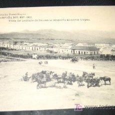 Postales: ANTIGUA POSTAL - CAMPAÑA DEL RIF - 1921 - VISTA DEL POBLADO DE ZELUAN AL OCUPARLO LAS TROPAS - EDIC. Lote 24963532