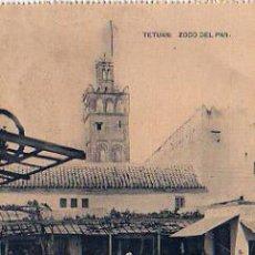Postales: TETUAN. ZOCO DELPAN. HAUSER Y MENET. . Lote 11979510