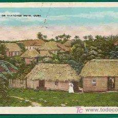 Postales: CUBA - 1936 TARJETA POSTAL -BOHIOS- ENVIADA DESDE LA HABANA TO NEW YORK . Lote 21196984