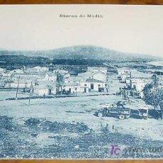 Postales: ANTIGUA POSTAL DE LA GUERRA DEL RIF (MARRUECOS) . RINCON DE MEDIK - EDICION M. ARRIBAS - SIN CIRCULA. Lote 11516149
