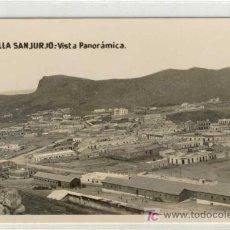 Postales: (PS-3763)POSTAL DE VILLA SANJURJO-VISTA PANORAMICA. Lote 6827485