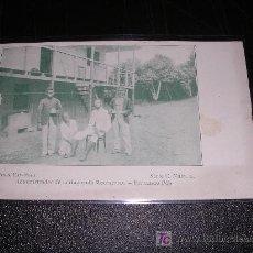Postales: GUINEA ESPAÑOLA, ADMINISTRADOR DE LA HACIENDA MONTSERRAT, FERNANDO POO, SERIE C, NUM.2. Lote 7126195