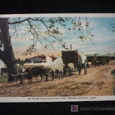 Postales: CUBA. POST. CARD. EN COLOR. ANTIGUA SIN CIRCULAR. Lote 21476234