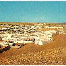 Postales: ANTIGUA FOTO POSTAL DE TAN TAN - SAHARA ESPAÑOL - VISTA PANORAMICA - ED. MAROC VOLOR - NO CIRCULADA . Lote 27184003