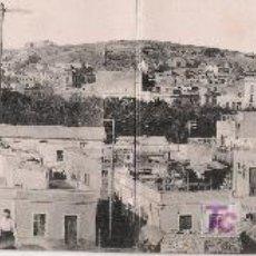 Postales: MELILLA. VISTA GENERAL: PANORAMICA DE LA CIUDAD EN 4 POSTALES DESPLEGABLES.. Lote 17372595