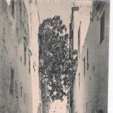 Postales: TETUÁN. UNA CALLE DE EL MEL-LAH (BARRIO HEBREO). HAUSER Y MENET. NO CIRCULADA. Lote 14613610