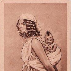 Postales: MADRE MORA. D. MULLER Nº 2. 1921. Lote 23938835