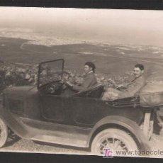 Postales: MELILLA. ESCRITO EN REVERSO: MELILLA DESDE EL MONTE GURUGÚ,1924. RARA. Lote 17372586