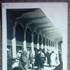 Postales: FOTOGRAFIA POSTAL ARABE . Lote 26030143