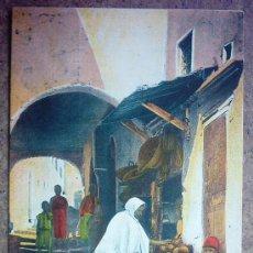 Postales: POSTAL ARABE - 1077 - BOTIQUE ARABE . Lote 18431784
