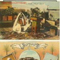 Postales: TANGER (MARRUECOS). DOS POSTALES AÑOS 1910-1920. Lote 17294821