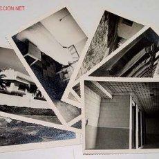 Postales: LOTE DE 6 ANTIGUAS FOTOGRAFIAS DE LAS INSTALACIONES DEL ORFANATO FRANCO EN MELUSA - MELLOUSSA (AREA . Lote 27613894