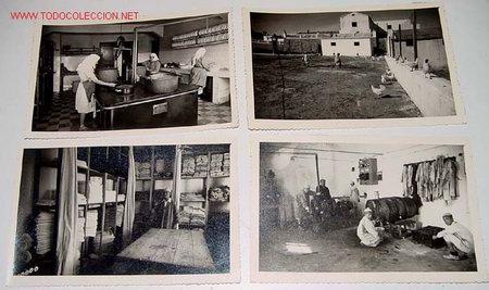 Postales: LOTE DE 10 ANTIGUAS FOTOGRAFIAS NIÑOS Y NIÑAS HUERFANOS APRENDIENDO OFICIOS EN EL ORFANATO FRANCO EN - Foto 2 - 26947757