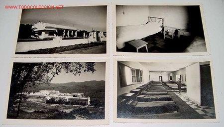 Postales: LOTE DE 6 ANTIGUAS FOTOGRAFIAS DE LAS INSTALACIONES DEL ORFANATO FRANCO EN MELUSA - MELLOUSSA (AREA - Foto 2 - 27613894