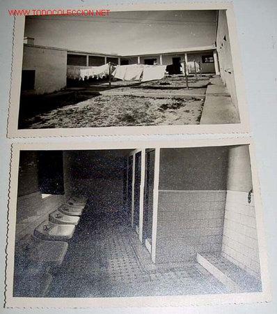Postales: LOTE DE 6 ANTIGUAS FOTOGRAFIAS DE LAS INSTALACIONES DEL ORFANATO FRANCO EN MELUSA - MELLOUSSA (AREA - Foto 3 - 27613894