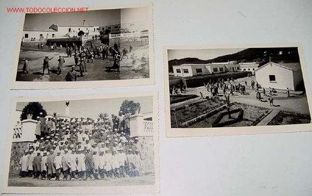 Postales: LOTE DE 9 ANTIGUAS FOTOGRAFIAS DE HUERFANOS EN EL ORFANATO FRANCO EN MELUSA - MELLOUSSA (AREA DE TAN - Foto 3 - 27270655