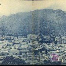 Cartes Postales: TARJETA POSTAL DOBLE DE TETUAN.VISTA PANORAMICA. Lote 166688102
