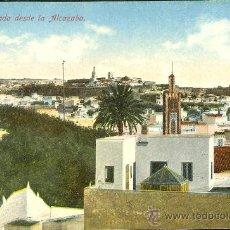 Postales: TARJETA POSTAL VISTA TOMADA DESDE LA ALCAZABA. Lote 9970676