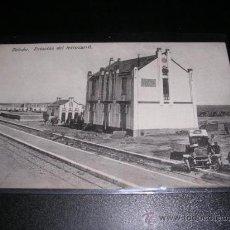 Postales: ZELUAN - ESTACION DEL FERROCARRIL. Lote 10144755