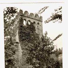 Postales: XAUEN ( ANTIGUO MARRUECOS ESPAÑOL) TORRE ALCAZABA / FOTOGRAFÍA ORIGINAL / 1951. Lote 26917565