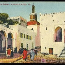 Postales: TARJETA POSTAL DE TANGER Nº146 LA CASBAH-LEVY ET NEURDEIN RÉUNIS. Lote 13511710