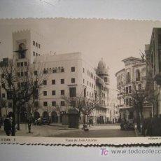 Postales: POSTAL TETUAN: PLAZA DE JOSE ANTONIO (ARRIBAS). Lote 13513806