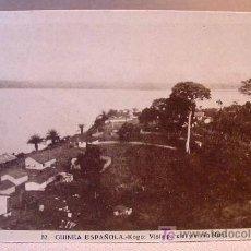Postales: ANTIGUA POSTAL, GUINEA ESPAÑOLA, KOGO, RIO MUNI, HELIOTIPIA ARTISTICA ESPAÑOLA, 1930S. Lote 15134987