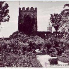 Postais: XAUEN (PROTECTORADO ESPAÑOL EN MARRUECOS): LA ALCAZABA. FOTO GARCÍA CORTÉS. NO CIRCULADA (AÑOS 50). Lote 25271099