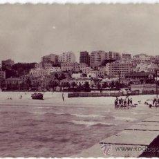 Postales: TÁNGER: LA VILLE NOUVELLE. EDITIONS BERGER-DUVILLARET. CIRCULADA CON SELLO ESPAÑOL (1954). Lote 27174761