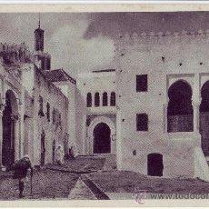 Postales: TÁNGER (MARRUECOS): KASBAH. EDITION TUKKER. NO CIRCULADA (AÑOS 50). Lote 27174682
