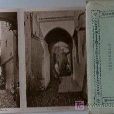 Postales: LIBRILLO DE 10 POSTALES ANTIGUAS - RECUERDO DE TETUAN . Lote 18880101