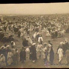 Postales: ANTIGUA FOTO POSTAL DE TROPAS ESPAÑOLAS - LA GUERRA DEL RIF - FOTO WELKIN, MELILLA - NO CIRCULADA.. Lote 19227035