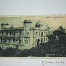 Postales: TETUAN - LA RESIDENCIA. CIRCULADA EN 1921, SELLO DEL PROTECTORADO.. Lote 19590378