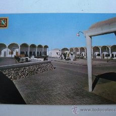 Postales: POSTAL DE AAIUN, SAHARA ESPAÑOL (A.O.E.) -Nº8- ZOCO NUEVO,VISTA PARCIAL (ESCRITA 1967,SIN CIRCULAR). Lote 22240529