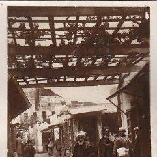 Postales: TETUAN (MARRUECOS), BARRIO DE LOS BABUCHEROS. Lote 26888701