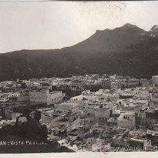 Postales: TETUAN (MARRUECOS), VISTA. Lote 26888800