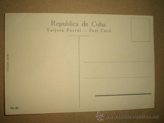 Postales: HABANA..- FUENTE EN EL PARQUE COLON. - Foto 2 - 27178344