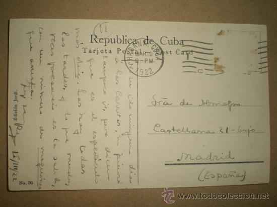 Postales: HABANA..- CARRERAS DE CABALLOS. - Foto 2 - 27178516