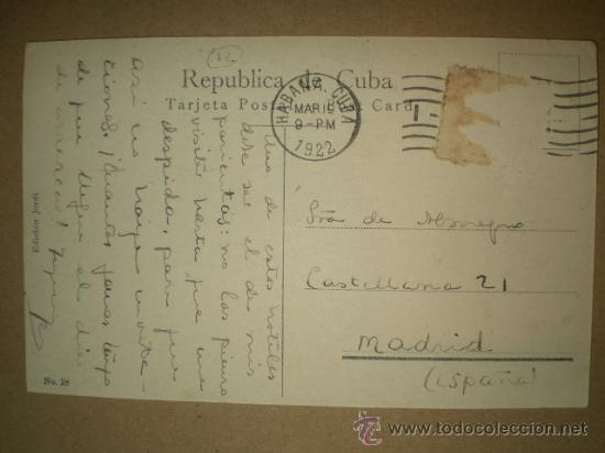 Postales: HABANA..- CALLE L EN EL VEDADO. - Foto 2 - 27178633