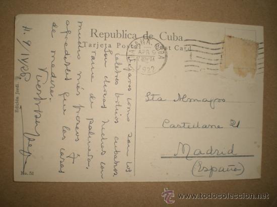 Postales: HABANA..- BOHÍO CAMPESTRE. - Foto 2 - 27178838