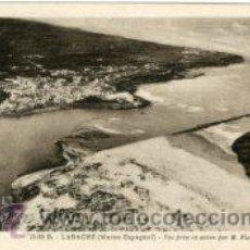 Postales: LARACHE (MAROC ESPAGNOL).- VUE PRISE EN AVION PAR M. FLANDRÍN.-. Lote 28569483