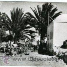 Postales: AAIUN (SAHARA ESPAÑOL).- LA AGUADA.- EDICIONES GUERRERO Nº 444.- FOTOGRÁFICA. Lote 30444033