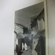 Postales: XAUEN, MARRUECOS ,ANTIGUA POSTAL FOTOGRAFICA, CIRCULADA EN 1954. FOTO GARCIA CORTES. Lote 28952627