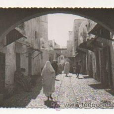 Postales: UNA VISTA DE TETUÁN. MARRUECOS ESPAÑOL. (FOTO RUBIO). Lote 29137365
