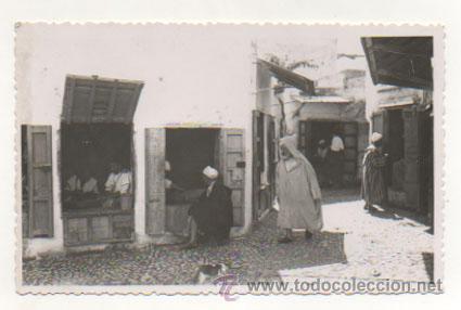 UNA VISTA DE TETUÁN. MARRUECOS ESPAÑOL. (FOTO RUBIO) (Postales - Postales Temáticas - Ex Colonias y Protectorado Español)