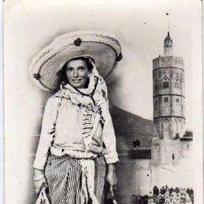 Postales: TIPOS MARROQUIES. MARRUECOS ESPAÑOL. SIN CIRCULAR.. Lote 29390514