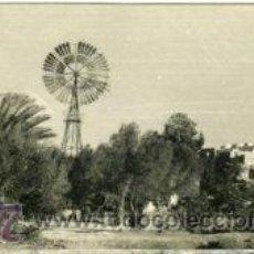 Postales: AAIUN (SAHARA ESPAÑOL).- EL MOLINO.- FOTOGRÁFICA.- Nº 427.-. Lote 29456569