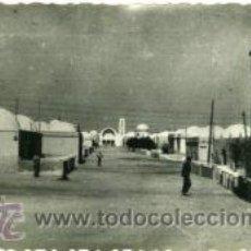 Postales: AAIUN (SAHARA ESPAÑOL).- AVDA. DEL EJÉRCITO.- EDICIONES GUERRERO Nº 430.- FOTOGRÁFICA.. Lote 29486629