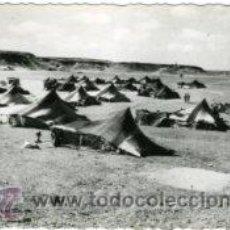 Postales: AAIUN (SAHARA ESPAÑOL).- JAIMAS MORAS.- EDICIONES GUERRERO Nº 409.- FOTOGRÁFICA.. Lote 29486678