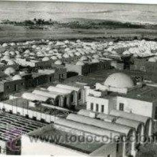 Postales: AAIUN (SAHARA ESPAÑOL).- VISTA PARCIAL.- EDICIONES GUERRERO Nº 451.- FOTOGRÁFICA. Lote 30566067